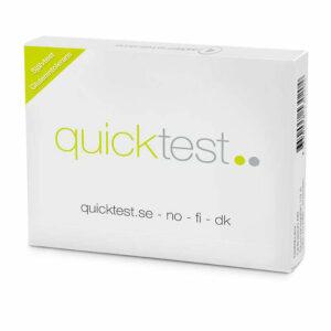 Glutentest - Självtest för glutenintolerans - Quicktest